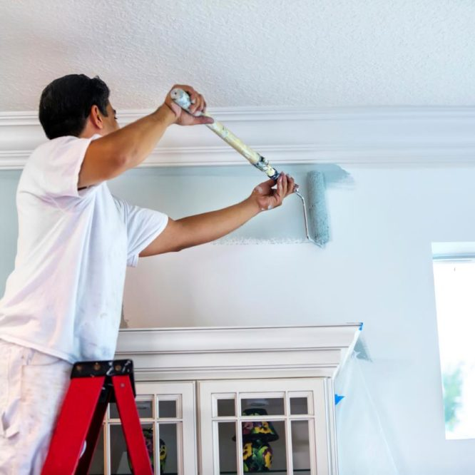 Interior Painting Service – The Benefits of Hiring Professionals