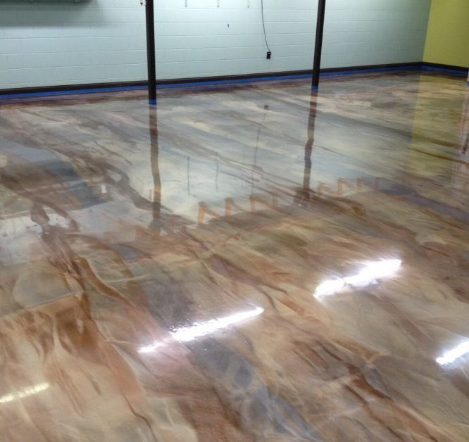 Epoxy Flooring – Its Use and Advantages in an Industrial Environment